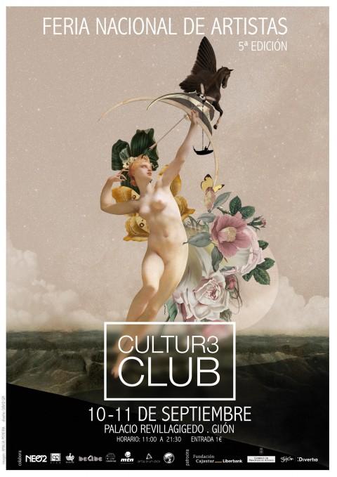 V Feria Nacional de Artistas – Cultur3 Club – Gijón